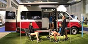 Salone del Camper in video: i Van