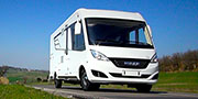 Video CamperOnTest: Hymer B-Klasse B594 Dynamic Line