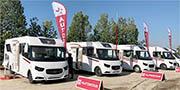 """Autostar: lo specialista del motorhome """"made in France"""" ora anche in Italia"""