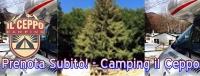 Area sosta camper c/o Camping Il Ceppo