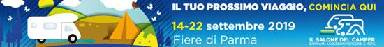 A Parma, il Salone del Camper ti aspetta!