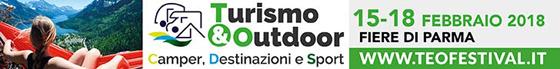Turismo e Outdoor, a Parma