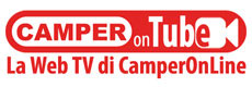 La web TV di camperonline
