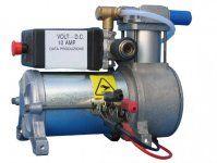 Compressore Monocilindrico 12V DC diretto con pressostato