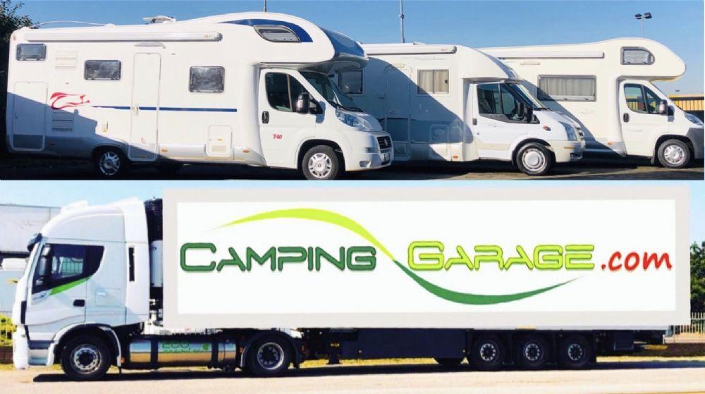 Camping Garage srl ritira subito il tuo camper usato