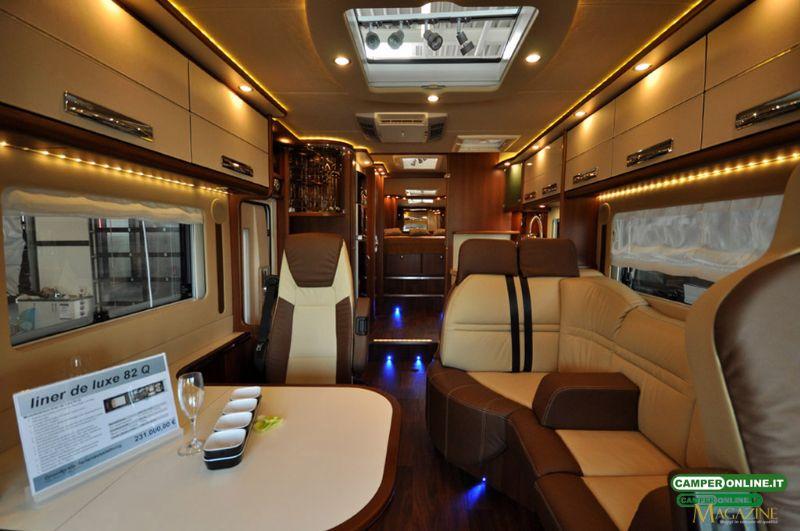 Carthago liner 62 le listino camper nuovi e veicoli for Carthago usato