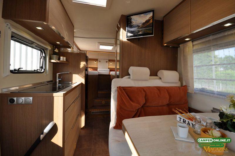 Burstner Viseo I 690 G Listino Camper Nuovi E Veicoli