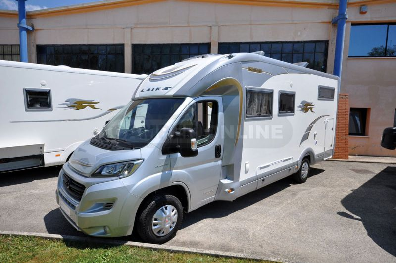 Laika kreos 5012 listino camper nuovi e veicoli for Laika kreos