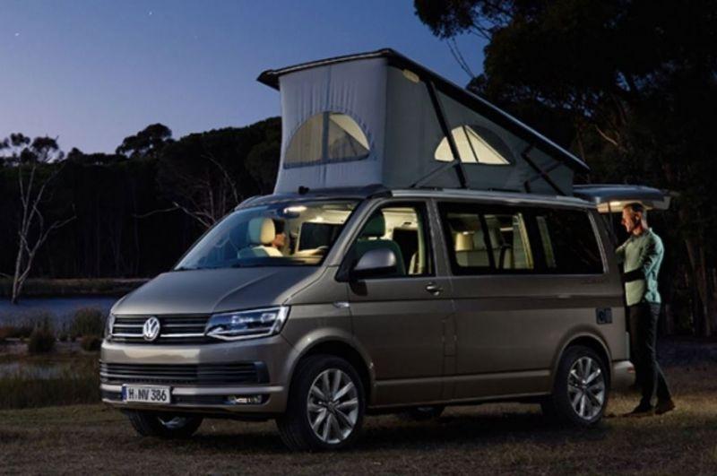 volkswagen california ocean listino camper nuovi e veicoli ricreazionali su. Black Bedroom Furniture Sets. Home Design Ideas