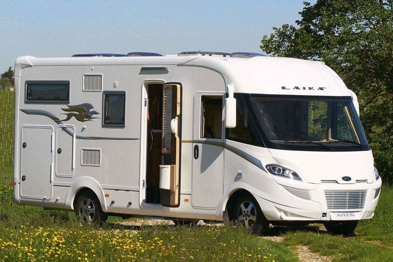 Laika kreos 6009 listino camper nuovi e veicoli for Laika kreos