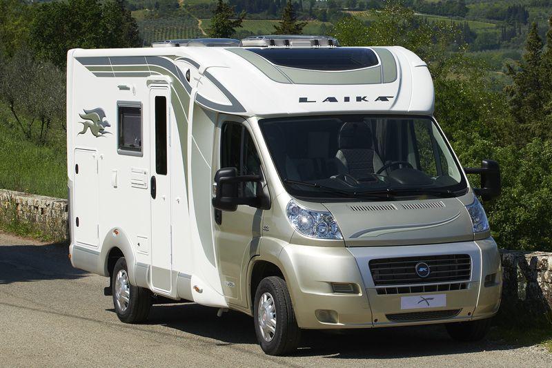 Laika x 595 r listino camper nuovi e veicoli for Laika camper