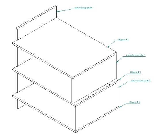 Sistemazione garage for Progettista di garage online