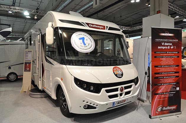Challenger In Forze A A Tutto Camper