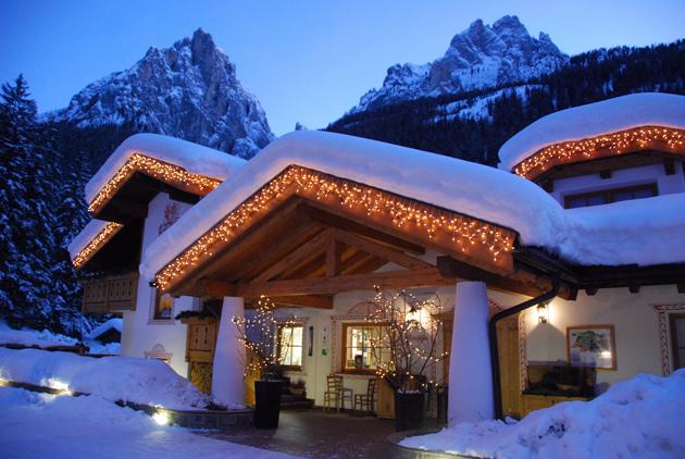 Un inverno al massimo al Camping Vidor in Val di Fassa