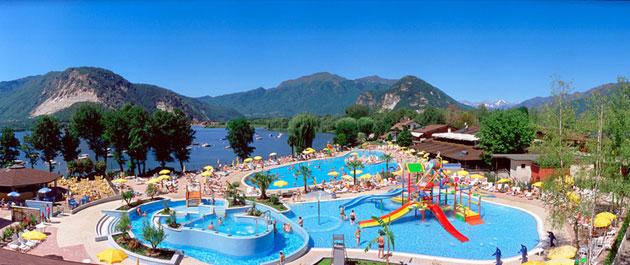 I 10 migliori camping con parco acquatico tutte le news - Campeggi con piscina lago di garda ...