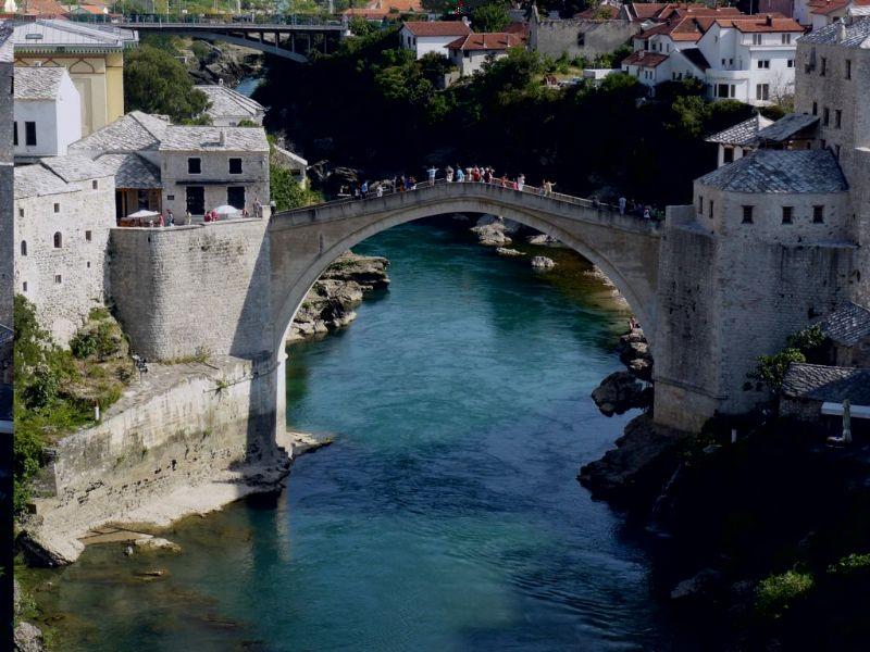 croazia bosnia montenegro