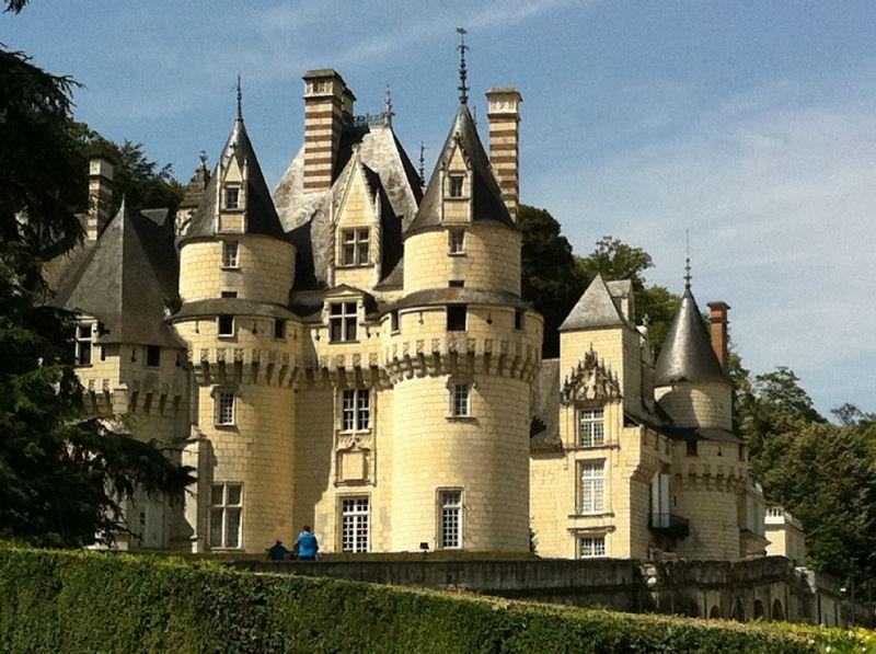Castelli della loira normandia disneyland idee di - Simboli di immagini della francia ...