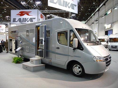 Tutte le informazioni in rete per i turisti pleinair for Laika camper