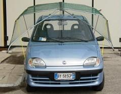 Telo Antigrandine Per Auto Gonfiabile