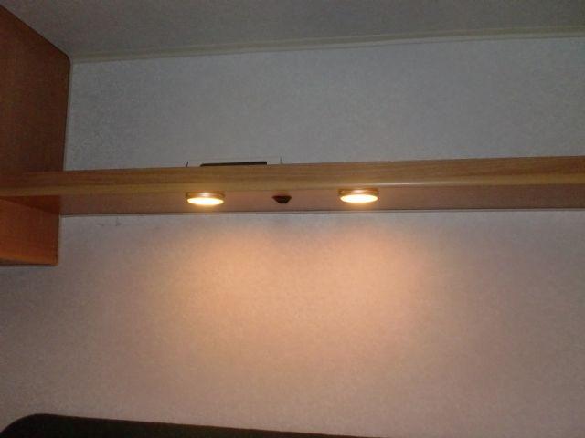 Luci led ikea camperonline for Ikea luci led