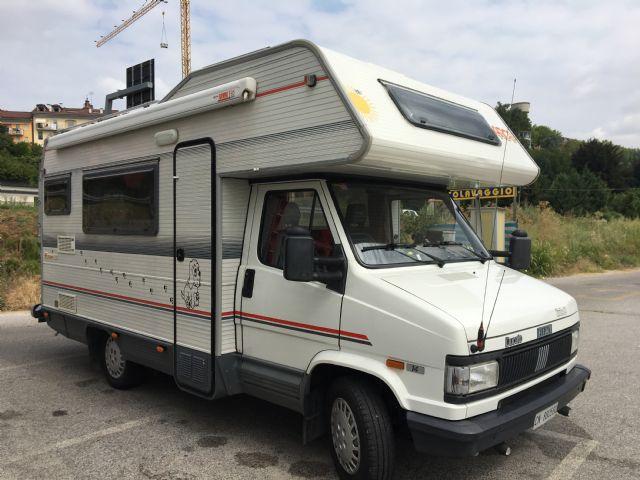 Furti O Avvistamenti Di Camper Motorhome Caravan Su Camperonlineit