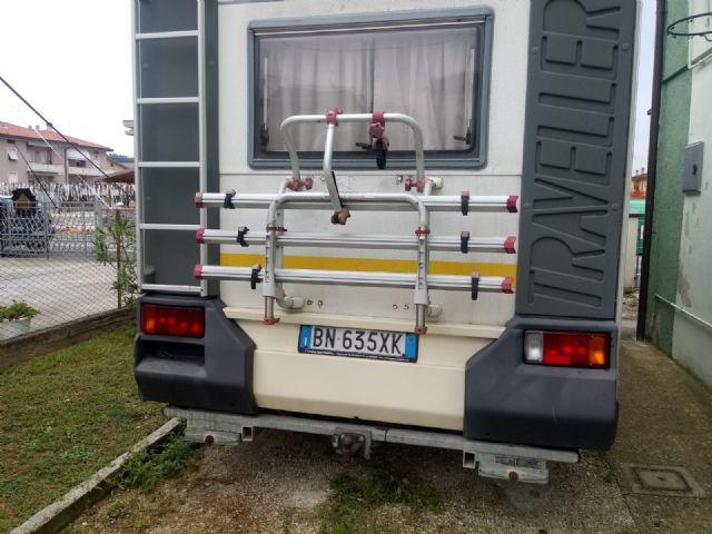 arancione//bianco//rosso colore PZ 2 luci di posizione laterali sagomati a rimorchio luci 24 V camper Van camion Caravan Chassis