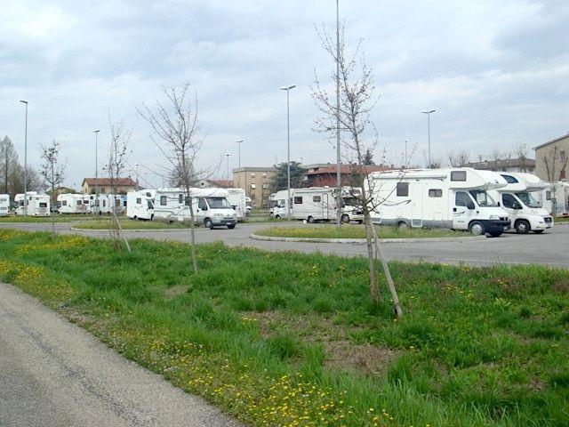Area sosta camper a fontanellato fontanellato emilia romagna italia - Sosta camper bagno di romagna ...