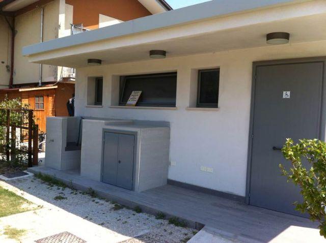 Area sosta camper Adriatico Parking, 11/10/16