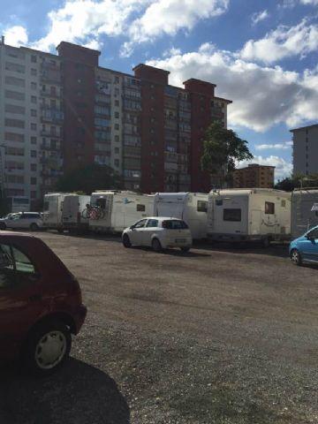 Area sosta camper Happy Parking - Pippo Usc�, 12/07/16