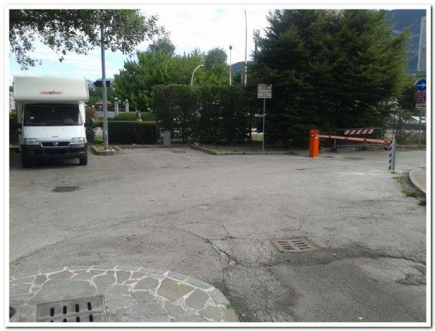 Area sosta camper Parking di Piazzale Zuffo, 21/08/16