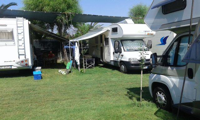 Area sosta camper C/o Associazione Camper Club Porto Ulisse, 17/08/16