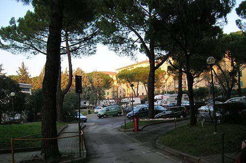 Area sosta camper Parcheggio, 30/03/16