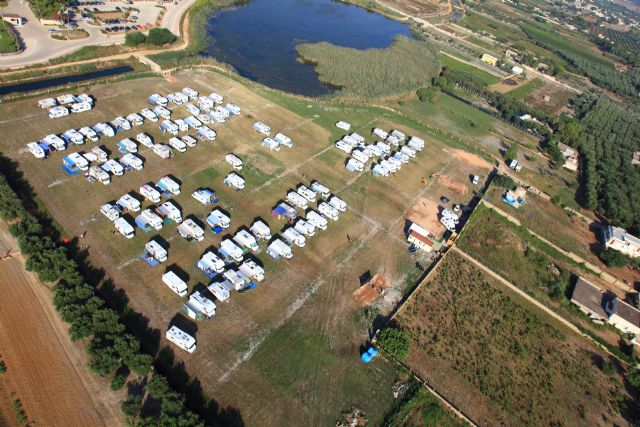 Area sosta camper Fontanelle, 10/08/14