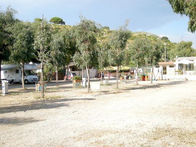 Area sosta camper Playa Colorada, 31/08/16