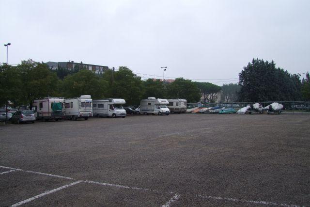 Area sosta camper a riccione riccione emilia romagna italia - Sosta camper bagno di romagna ...