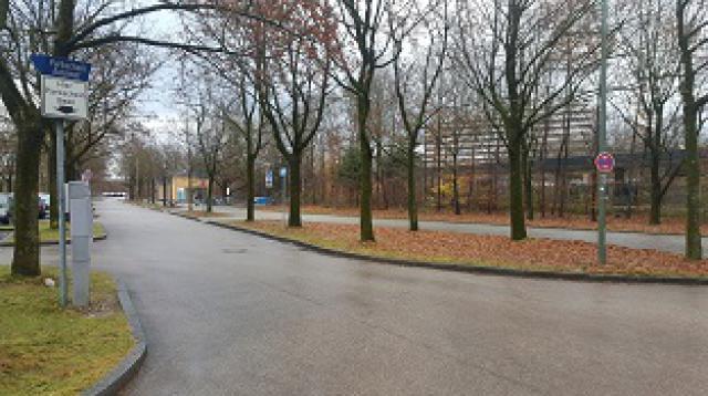 Park And Ride Studentenstadt