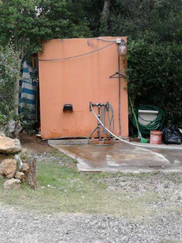 Area sosta camper Il Cavalluccio,  CS, 08/08/13