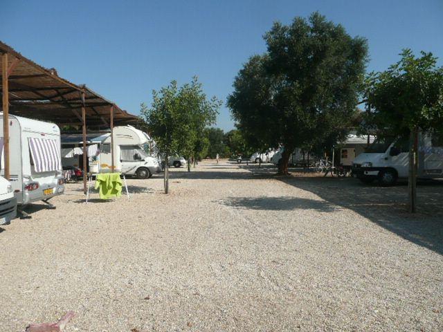 Area sosta camper Agricampeggio Le Radici di Marcello, 07/09/16