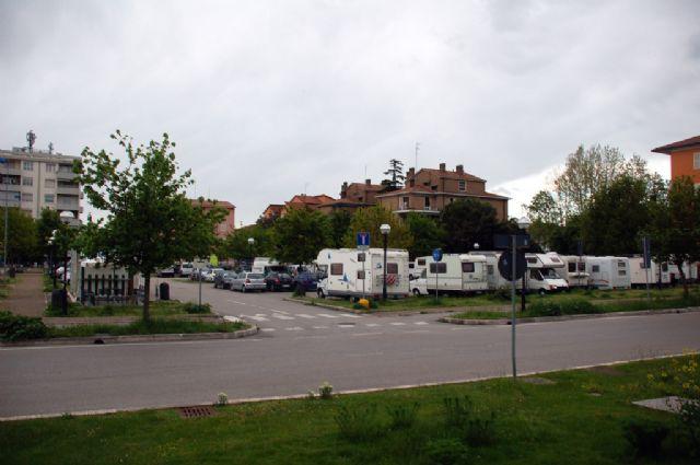 Area sosta camper area sosta camper ravenna ravenna emilia romagna italia - Sosta camper bagno di romagna ...