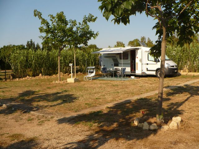 Area sosta camper Agricamper & Glamping Torre Sabea, 20/07/16