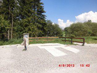 Area sosta camper Parcheggio, 14/09/16