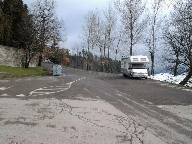 Area sosta camper a fanano fanano emilia romagna italia - Sosta camper bagno di romagna ...