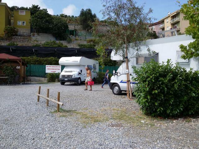 Area sosta camper Il Pozzo, 09/10/16