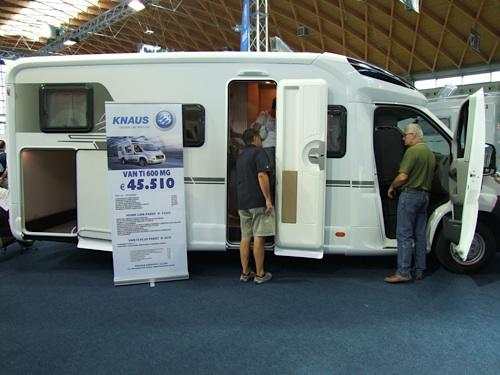 immagini dal caravan salon di dusseldorf  29 agosto