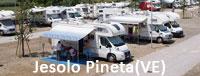 Area sosta Camper Camping Park dei Dogi - Jesolo (VE)