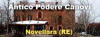 Area sosta camper Antico Podere Canovi - Novellara (RE)