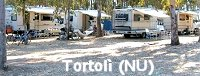 Area sosta Camper Baia Cea - Tortolì (OG)