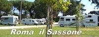 Area sosta Camper  Roma Il Sassone - Ciampino (RM)
