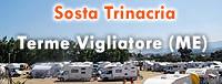 Area sosta Camper Trinacria - Terme Vigliatore (ME)
