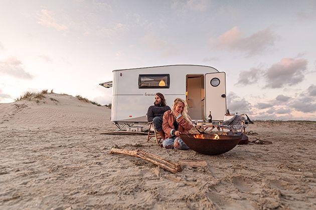 Beachy vince il titolo di Caravan dell'anno 2022 in Olanda